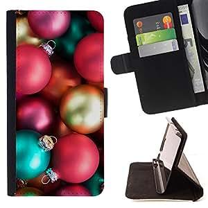 "For Samsung Galaxy S6 Edge Plus / S6 Edge+ G928,S-type Bolas Insignia de Oro Rosa"" - Dibujo PU billetera de cuero Funda Case Caso de la piel de la bolsa protectora"