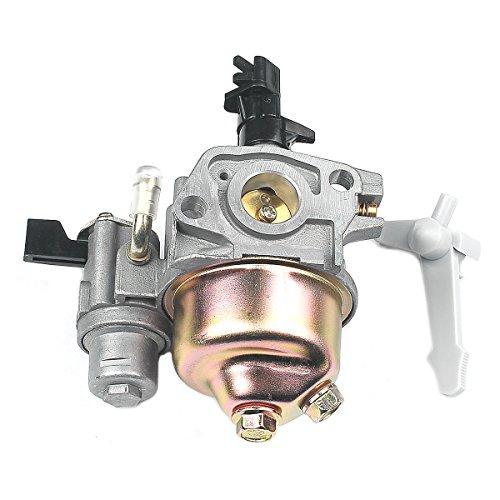 Savior Carburetor Carb with Choke Lever for HONDA GX160 GX 160 GX200 GX 200 5.5HP 6.5HP Engine Generator Water Pump (Carburetor Choke Adjustment)