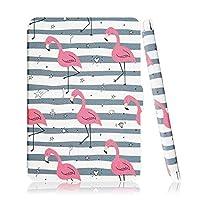 Capa Case Kindle Paperwhite WB® Auto Liga/Desliga  - Ultra Leve Flamingos