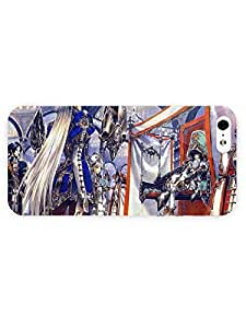 iPhone 5&5S Case - Anime - Trinity Blood 3D Full Wrap