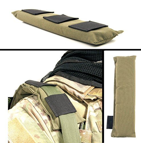 Ultimate Arms Gear IDF Israeli Defense Forces OD Olive Drab Green Sling Mount Strap Shoulder Pad Padded For AR15/AR10/M4/M16/A2/A1