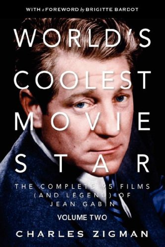 World's Coolest Movie Star: The Complete 95 Films (and Legend) of Jean Gabin, Vol. 2 - Comeback/Patriarch