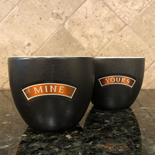 Bailey's Irish Cream Ceramic Cups (Set of 2)