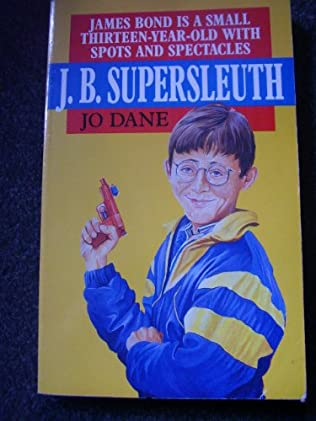 book cover of J.B. Supersleuth