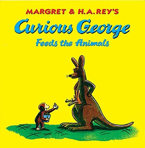 Curious George Feeds the Animals
