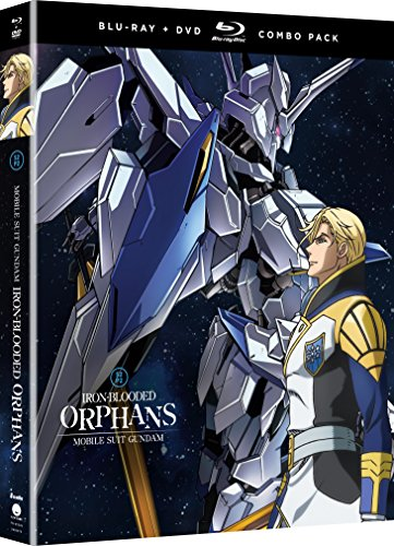 2nd Part - Mobile Suit Gundam: Iron-Blooded Orphans: Season Two, Part Two (Blu-ray/DVD Combo)