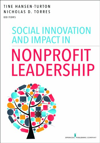 Download Social Innovation and Impact in Nonprofit Leadership Pdf