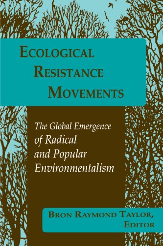 Ecological Resistance Movements: The Global Emergence of Radical and Popular Environmentalism (Suny Series in Internatio