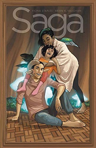 Saga 9 Gebundenes Buch – 14. November 2018 Brian K. Vaughan Cross Cult 3959817592 Comic