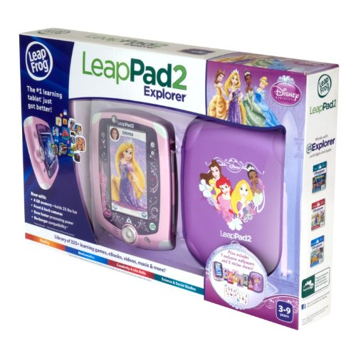 LeapFrog LeapPad 2 Explorer Disney Princess