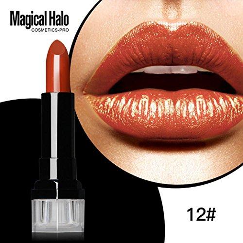 RNTOP Magic Halo Lipstick Frosted Moisturizing Lipstick Wate