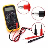 XL830L Digital Multimeter Voltmeter Ammeter Multi meter AC/DC Voltage Amp Current