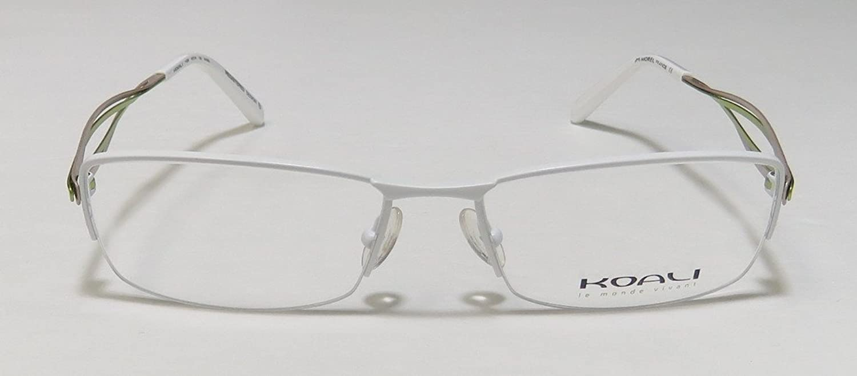 Amazon.com: Koali 7193k Womens/Ladies Designer Half-rim Eyeglasses ...