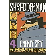 Enemy Spy[SHREDDERMAN #04 ENEMY SPY][Paperback]