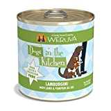 Weruva Dogs In The Kitchen, Lamburgini With Lamb & Pumpkin Au Jus Dog Food, 10Oz Can (Pack Of 12) For Sale