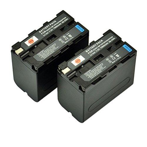 Replacement MVC CD1000 DCR VX2100E DSR PD190P NEX FS700RH
