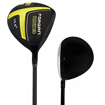 Amazon.com: Forgan of St Andrews Golf iwd3 Driver, titanio ...
