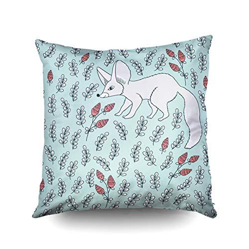KIOAO - Funda de almohada de Pascua estándar 40,6 x 40,6 cm ...
