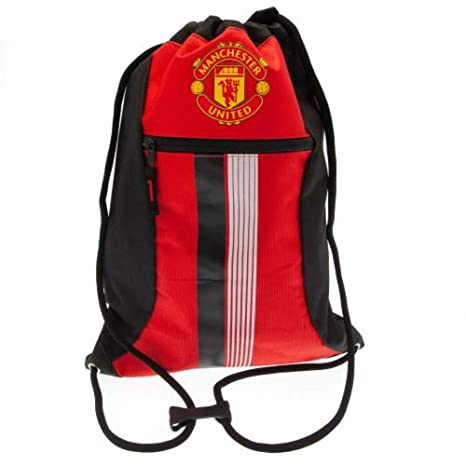 dee6f5204 Amazon.com  Manchester United FC Authentic EPL Gym Gear Bag  Sports ...