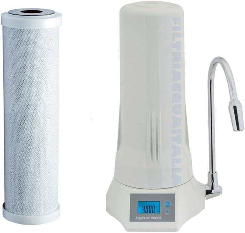 Purificador de agua doméstico, modelo Digipure 9000S: Amazon.es ...