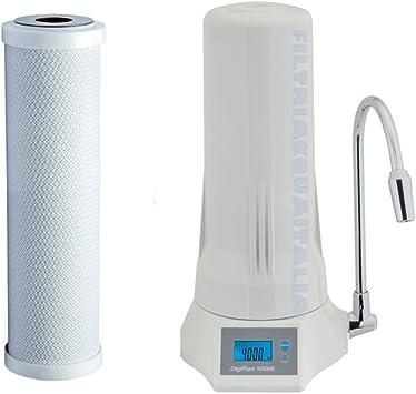 Purificador de agua doméstico, modelo Digipure 9000S: Amazon.es: Bricolaje y herramientas