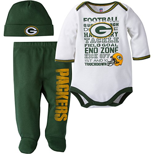 Green Bay Packers Infant - 3