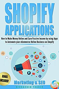 Shopify Applications Automate eCommerce Marketing ebook product image