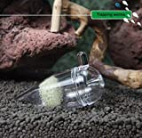 MiguCo Acrylic Aquarium Feeder Planaria Leech