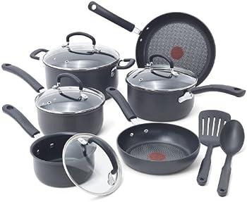 T-fal E918SC 12-Piece Cookware Set