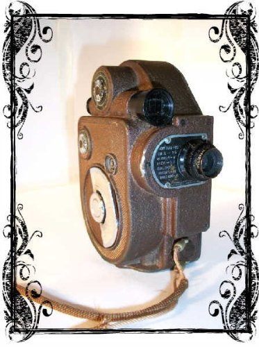 Revere Eight Model 88 8mm Movie Camera