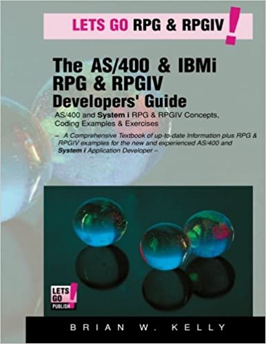 The AS/400 & IBM i RPG & RPGIV Programming Guide: AS/400 and