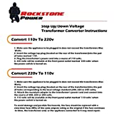 Rockstone Power Heavy Duty Step Up/Down Voltage