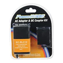BLC-12 AC Adapter and DC Coupler Kit for GH2 Digital Cameras