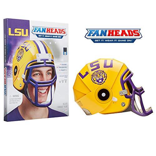 Fan Heads - LSU Tigers -