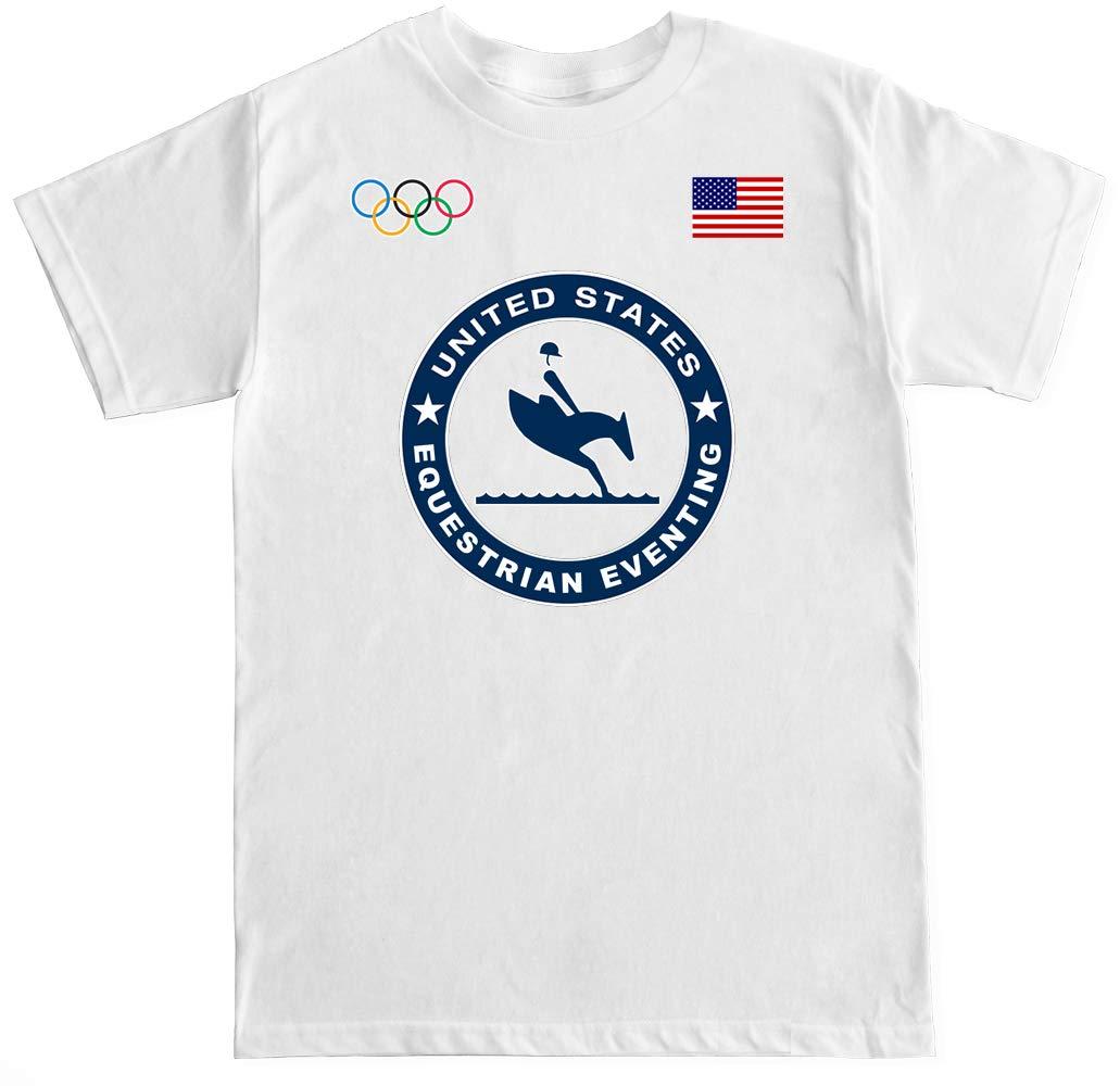 S Usa Equestrian Eventing T Shirt