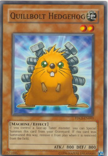 t Hedgehog (TDGS-EN003) - The Duelist Genesis - Unlimited Edition - Common ()