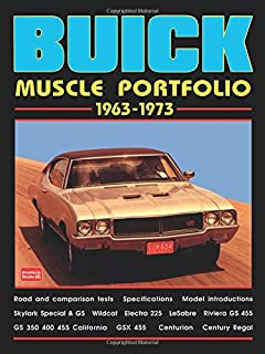 Buick muscle cars muscle car color history bill holder phillip buick muscle cars 1963 1973 fandeluxe Images