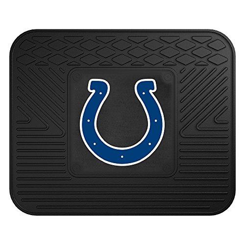 FANMATS NFL Indianapolis Colts Vinyl Utility Mat (Indianapolis Colts Floor Rug)