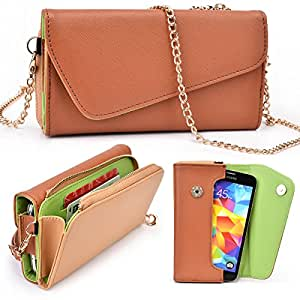 Oppo Find Two Tone Clutch with Shoulder Strap - More Colors Available!
