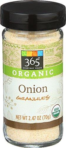 365 Everyday Value, Organic Onion Granules, 2.47 oz