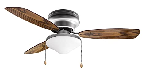 Ustellar 42 inch ceiling fan with 3 wooden blades and light kit ustellar 42 inch ceiling fan with 3 wooden blades and light kit reversible classic ceiling mozeypictures Gallery