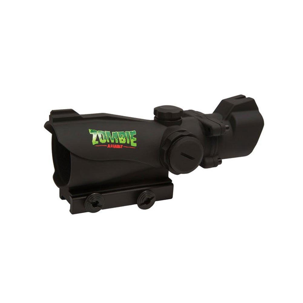 Bushnell AR Optics 1x MP Zombie Assault Red/Green T-Dot Riflescope, Matte Black