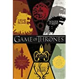 "Game of Thrones Poster Coat of Arms (24""x36"")"