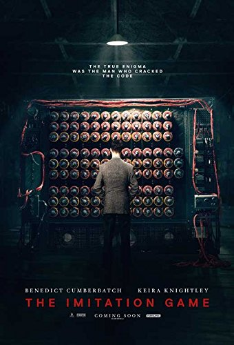 The Imitation Game 27 x 40 Movie Poster