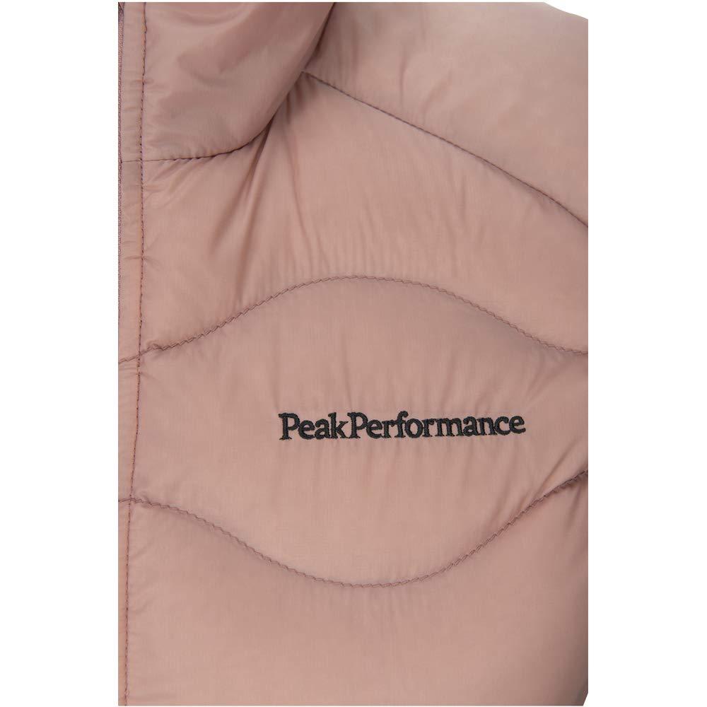 Peak Performance Helium Weste Damen rosa