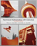 Technical Mathematics with Calculus, Textbook and Student Solutions Manual, Canadian Edition
