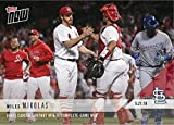 #10: 2018 Topps Now #239 Miles Mikolas - 1st Official Baseball Card - Only 463 made!