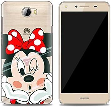 PREVOA Funda para Huawei Y5 II/Huawei Y6 II Compact: Amazon.es ...