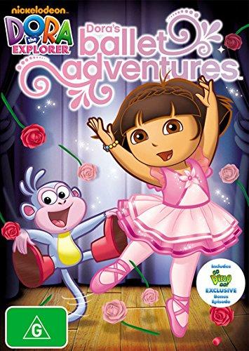 Dora the Explorer - Dora's Ballet Adventures [NON-USA Format / PAL / Region 4 Import - Australia]