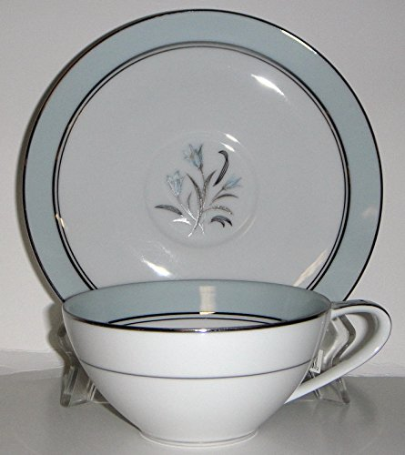 Noritake Bluebell Cup & Saucer ()